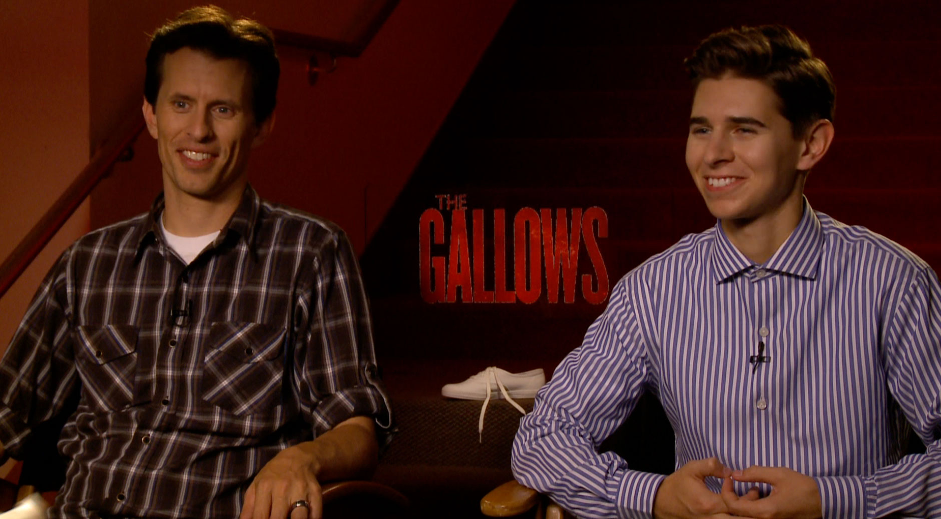 the gallows travis cluff chris lofing interview